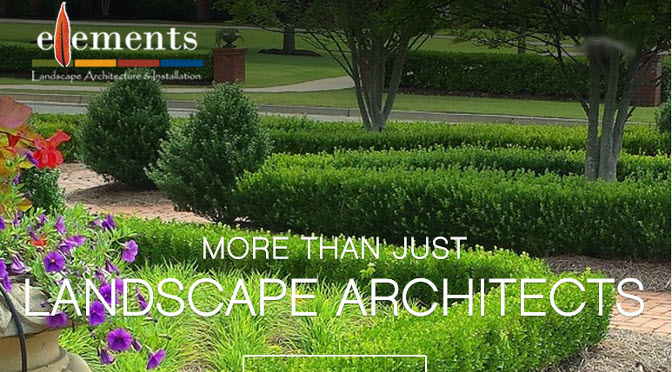 9. Select a landscape architect