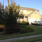 2)  House Sold - Lease Signed