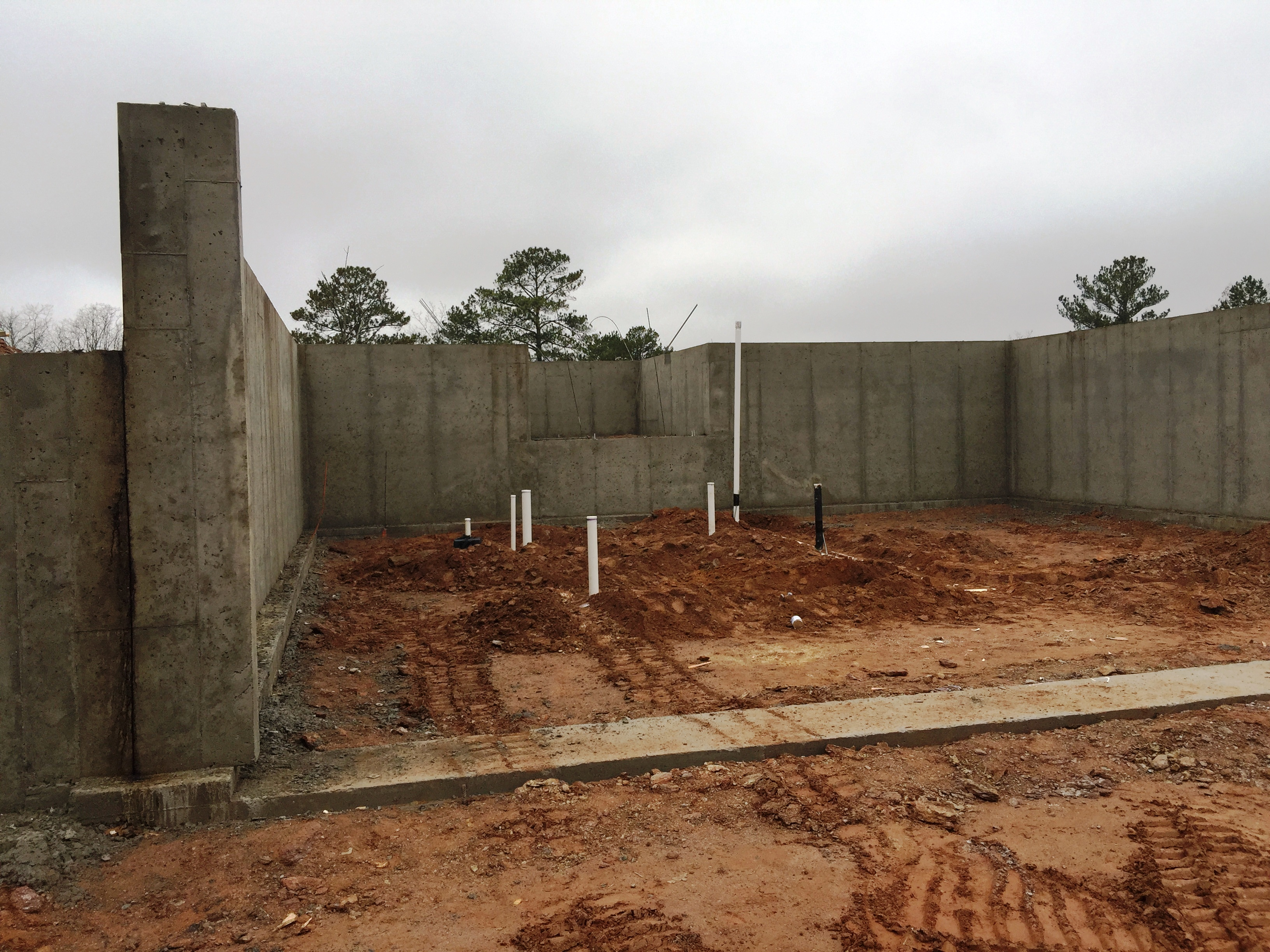 Basement walls and foundation waterproofing for Basement foundation walls