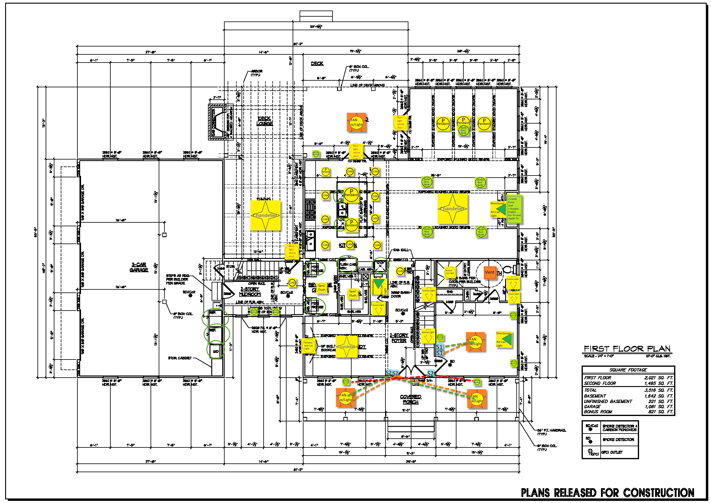 Electrical Plan For Basement Wiring Diagram