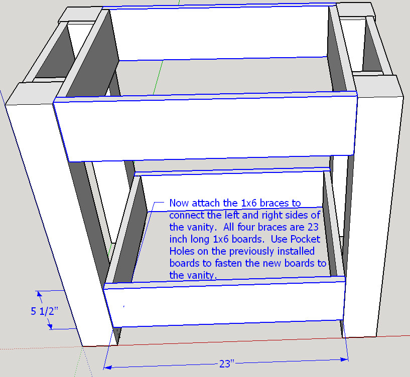 Wholesteading-com_Step05-Connect the left and right sides together with the front and back braces