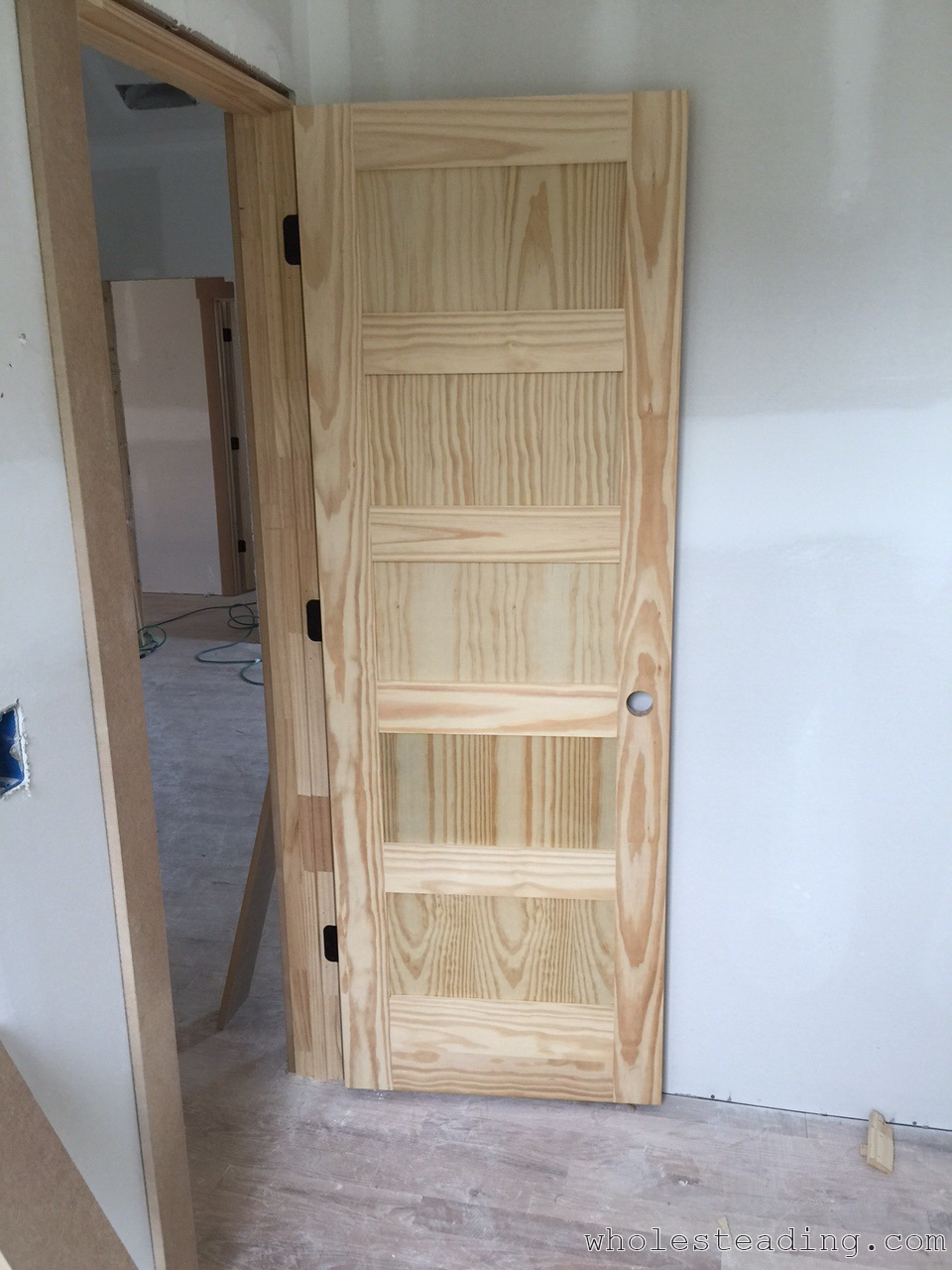 Five Panel Farmhouse Door