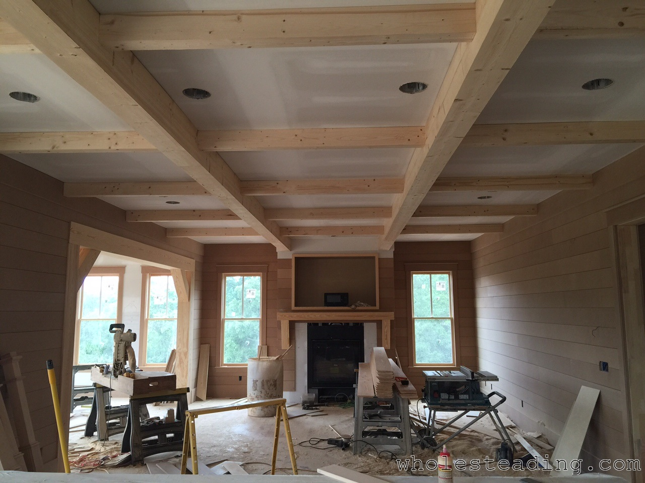 Interior trim and doors for Interior moulding and trim