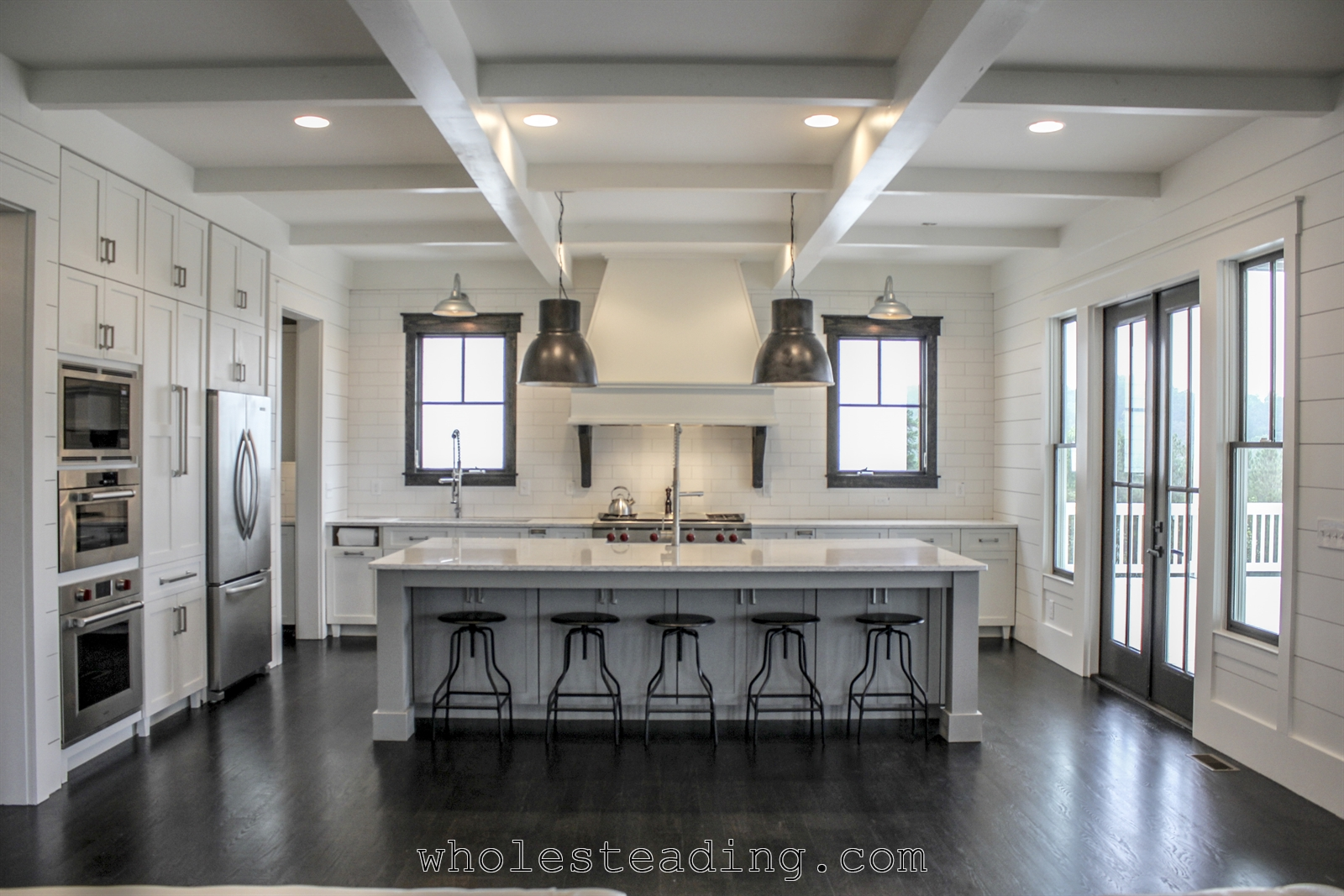 Farmhouse Dream Kitchen Wholesteading Com