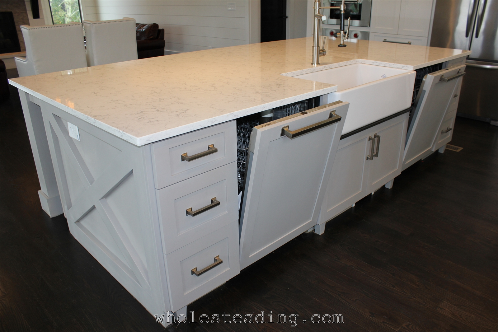 dishwasher style with stainless drawer awesome proportions faucet best ideas throughout x
