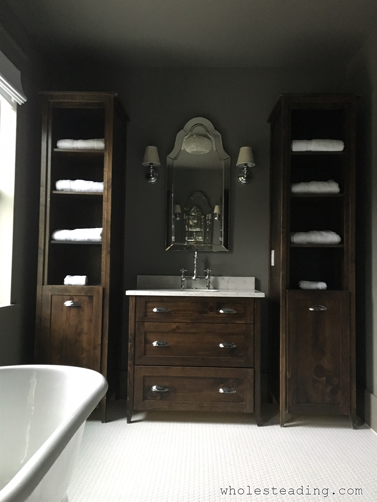bathroom vanities. Black Bedroom Furniture Sets. Home Design Ideas